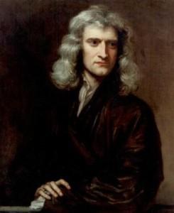 [Isaac Newton]