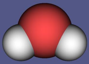 H₂O (water molecule)
