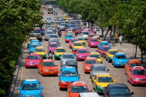 multi-colored-taxis-bangkok-1