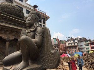 Kathmandu Durbar Square after 2nd Earthquake