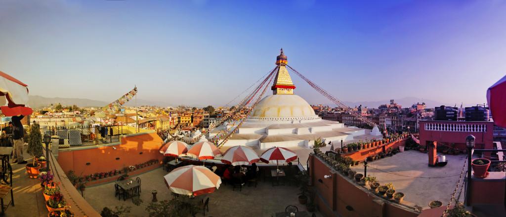 Nepal - Kathmandu - Bodhnath